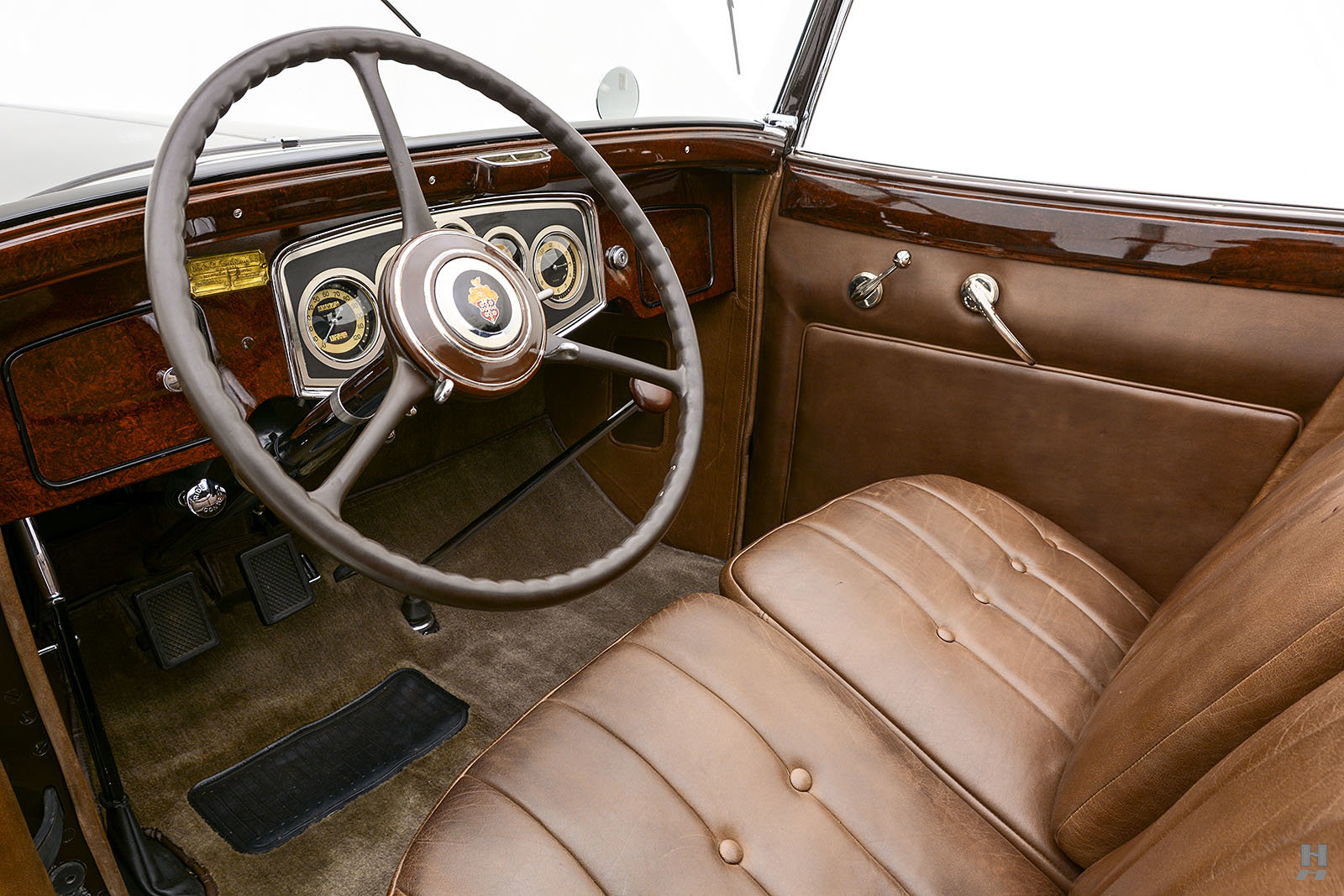1932 Packard Twin Six Coupe Roadster For Sale (picture 4 of 6)