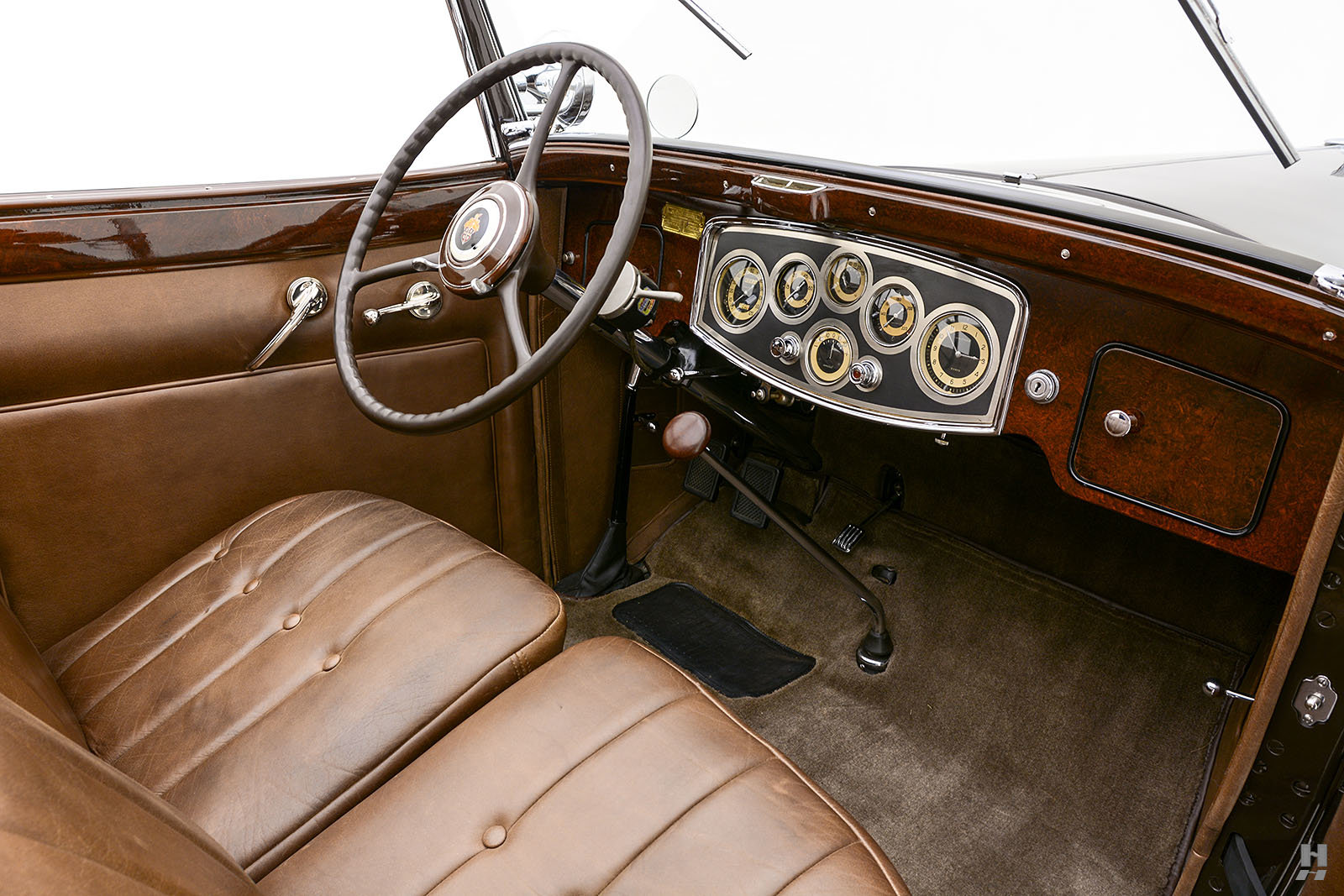 1932 Packard Twin Six Coupe Roadster For Sale (picture 5 of 6)