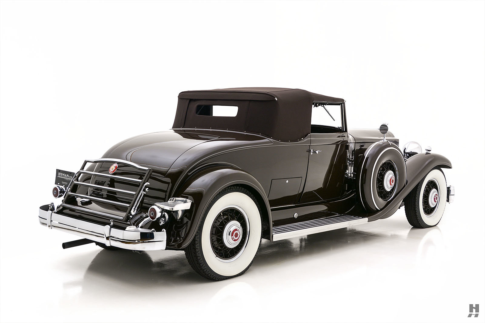 1932 Packard Twin Six Coupe Roadster For Sale (picture 6 of 6)
