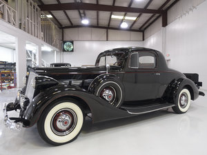 1937 Packard Super Eight Rumble Seat Coupe