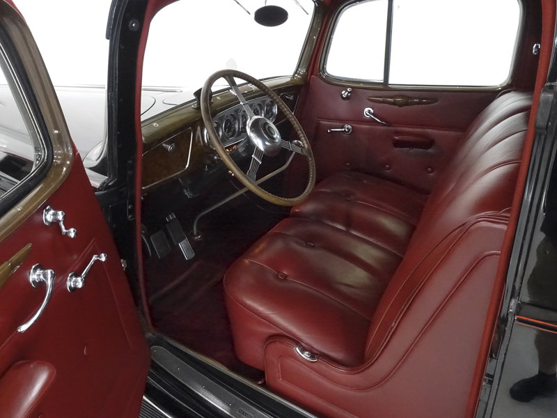 1937 Packard Super Eight Rumble Seat Coupe SOLD (picture 3 of 6)