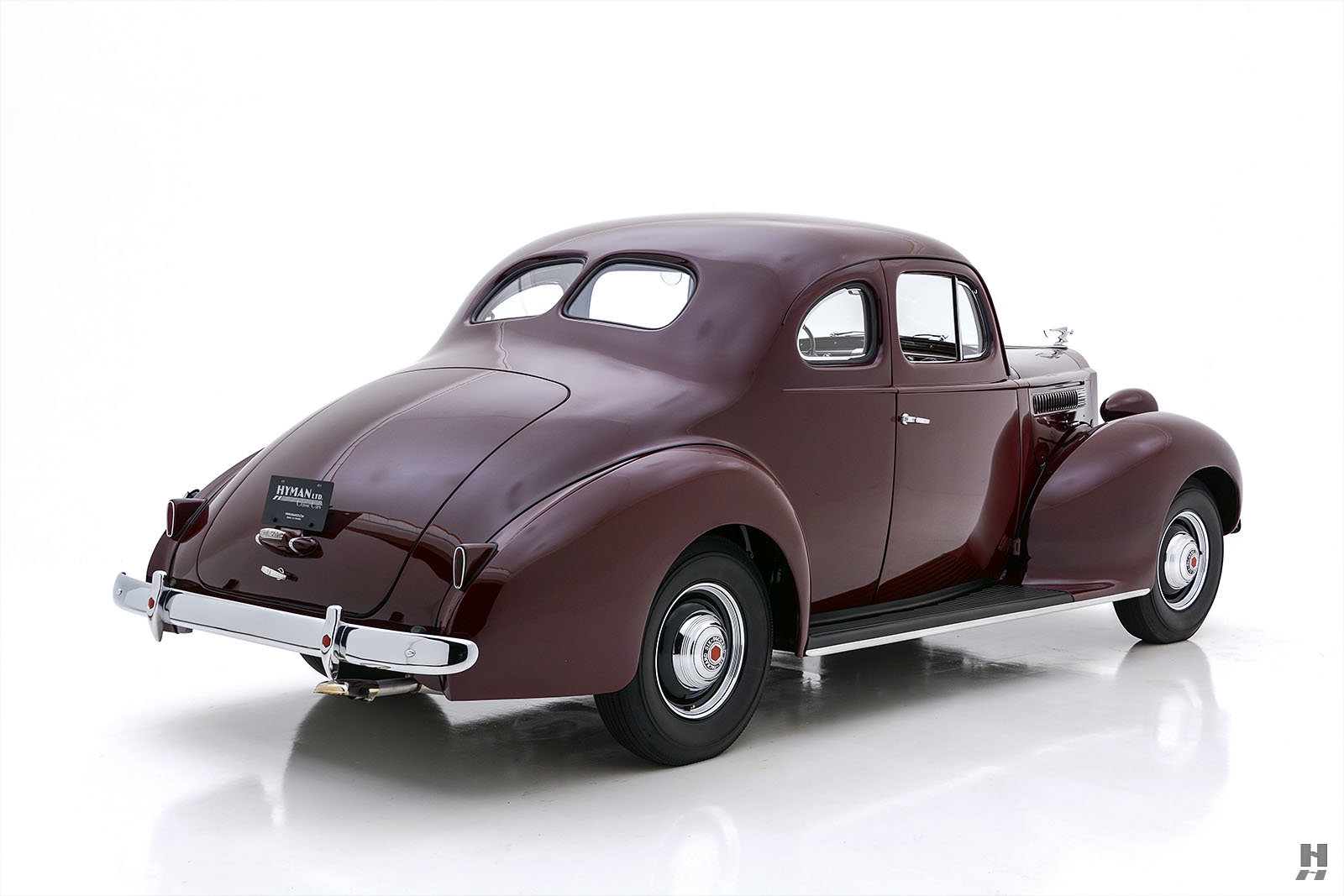 1939 Packard Six Coupe For Sale (picture 2 of 6)