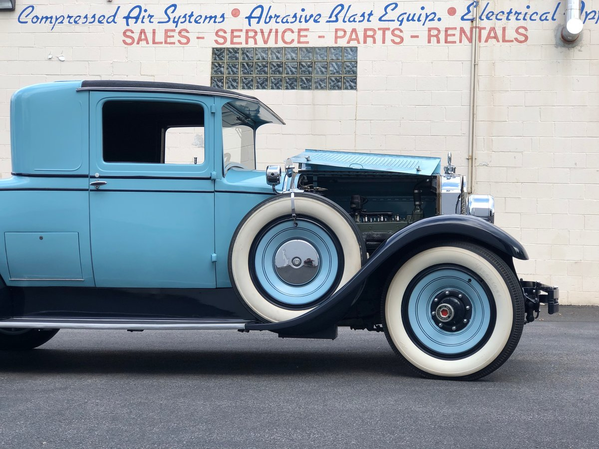 1928 Packard 528 Rumble Seat Coupe For Sale (picture 2 of 6)