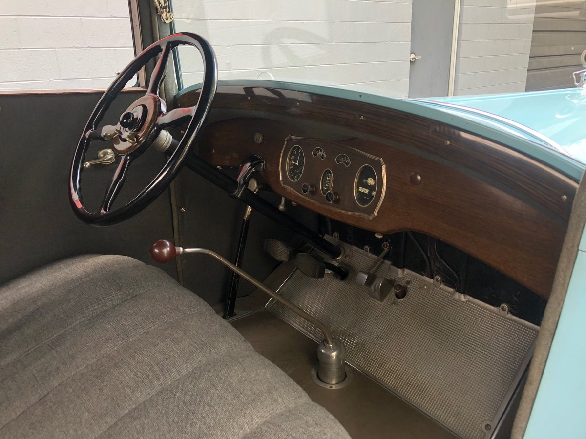 1928 Packard 528 Rumble Seat Coupe For Sale (picture 4 of 6)