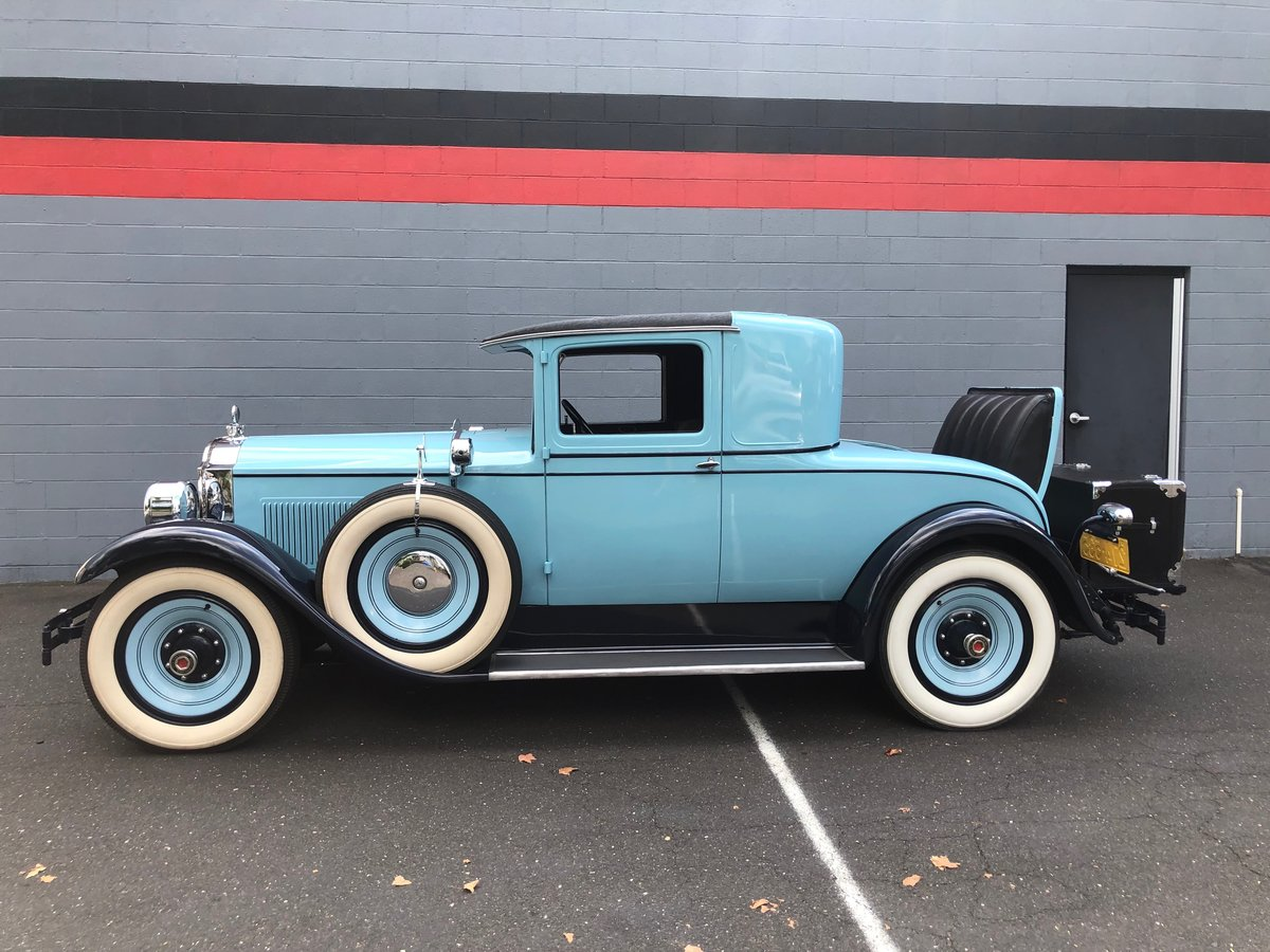 1928 Packard 528 Rumble Seat Coupe For Sale (picture 5 of 6)
