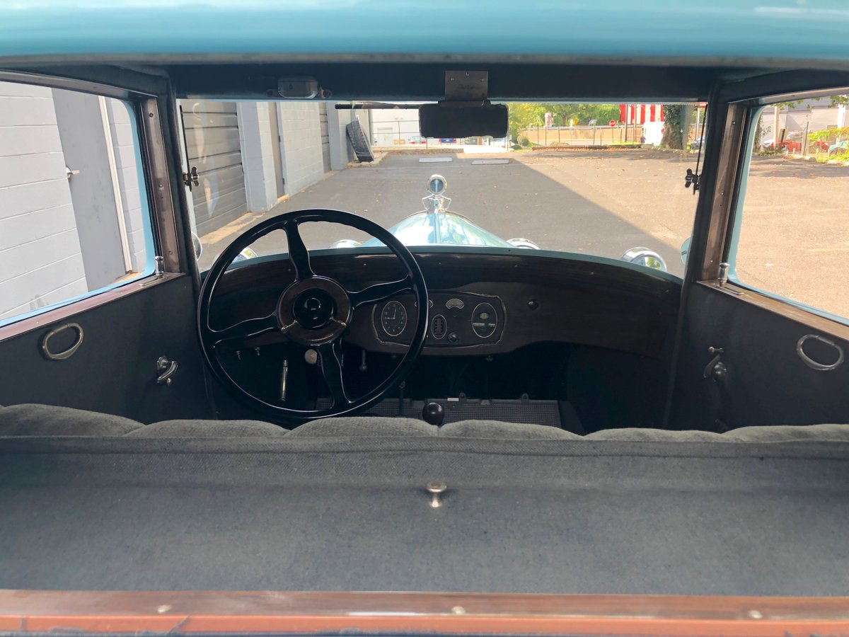 1928 Packard 528 Rumble Seat Coupe For Sale (picture 6 of 6)