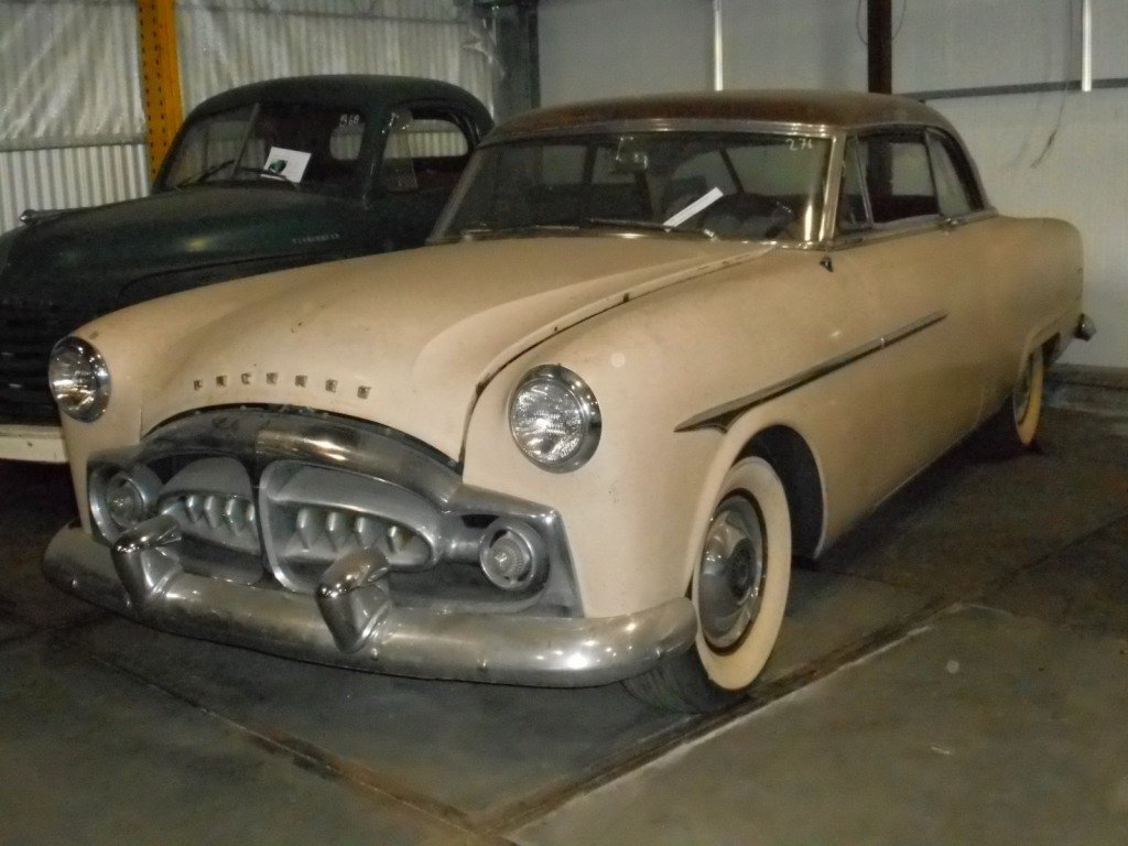 1951 Packard Mayfair '51 For Sale (picture 1 of 6)