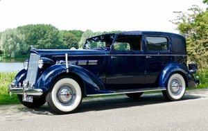 Packard Model 120-C Towncar by Rollston 1937 For Sale