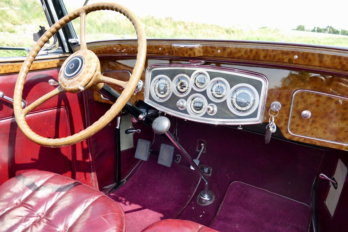 Packard Super Eight Convertible Victoria 1933 For Sale (picture 4 of 6)