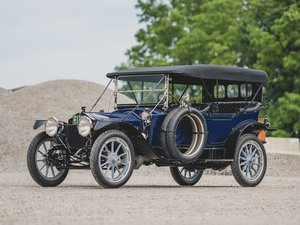 1913 Packard Model 38 Five-Passenger Phaeton  For Sale by Auction