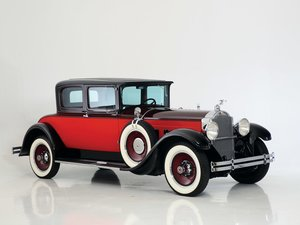 1929 Packard Custom Eight Opera Coupe  For Sale by Auction