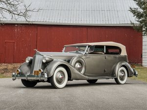 1936 Packard Super Eight Phaeton  For Sale by Auction