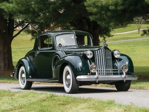 1939 Packard Twelve 24-Passenger Coupe  For Sale by Auction