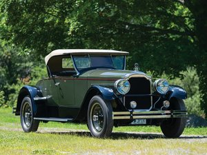 1924 Packard Single Eight Runabout  For Sale by Auction