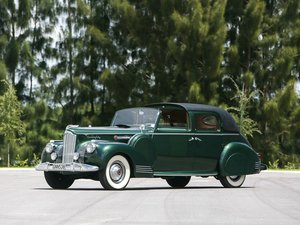 1941 Packard One-Eighty Custom Formal Sedan by Rollson For Sale by Auction