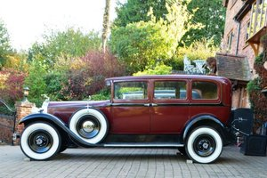 1929 Packard Eight Limousine For Sale by Auction
