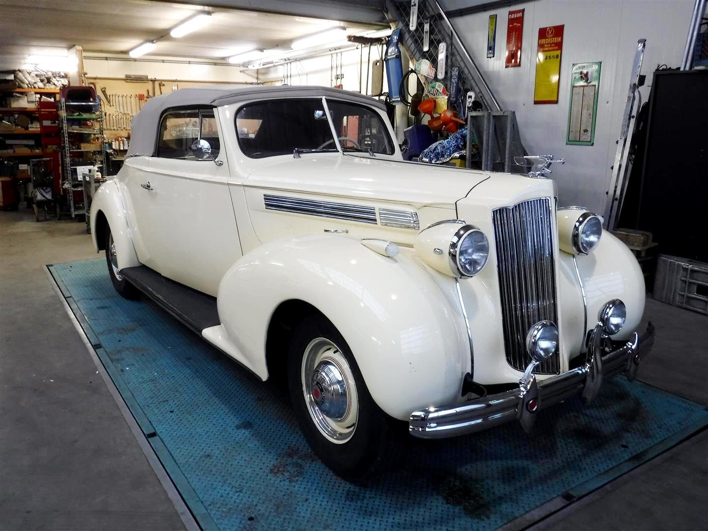 Packard One Twenty conv. 1939 For Sale (picture 1 of 6)
