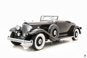 1932 Packard Twin Six Coupe Roadster For Sale