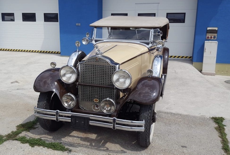 1930 Packard 733 Standard Eigh Sport Phaeton Dual For Sale (picture 2 of 6)