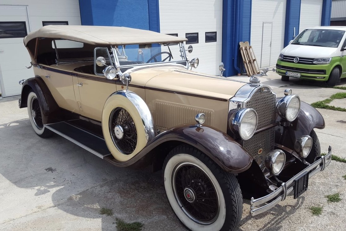 1930 Packard 733 Standard Eigh Sport Phaeton Dual For Sale (picture 3 of 6)