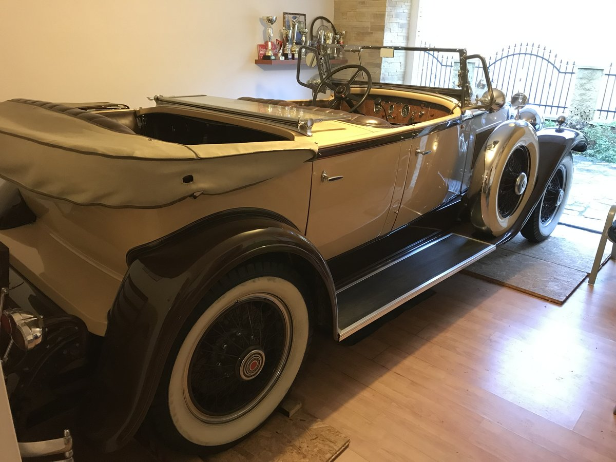 1930 Packard 733 Standard Eigh Sport Phaeton Dual For Sale (picture 4 of 6)