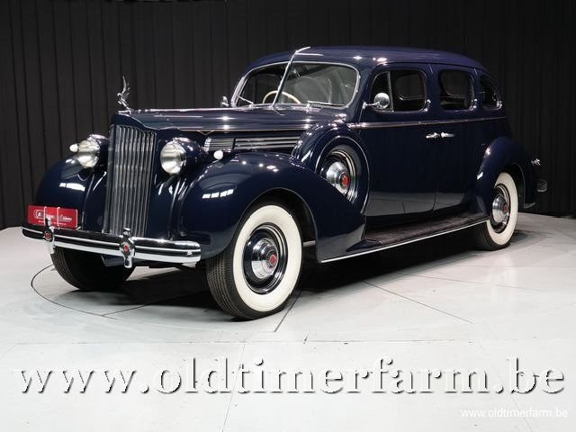 1938 Packard Eight Saloon '38 For Sale (picture 1 of 12)