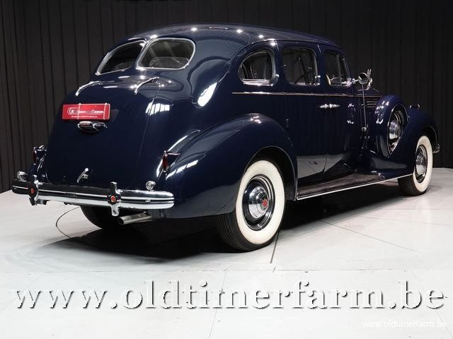 1938 Packard Eight Saloon '38 For Sale (picture 2 of 12)