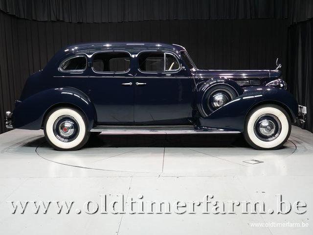 1938 Packard Eight Saloon '38 For Sale (picture 3 of 12)