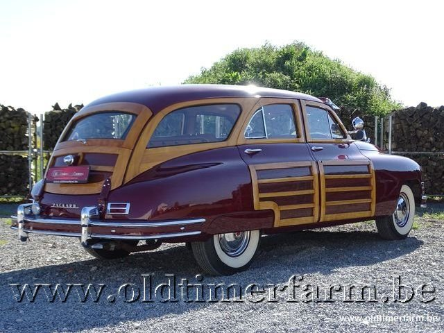 1947 Packard Eight Woody Wagon '47 For Sale (picture 2 of 6)