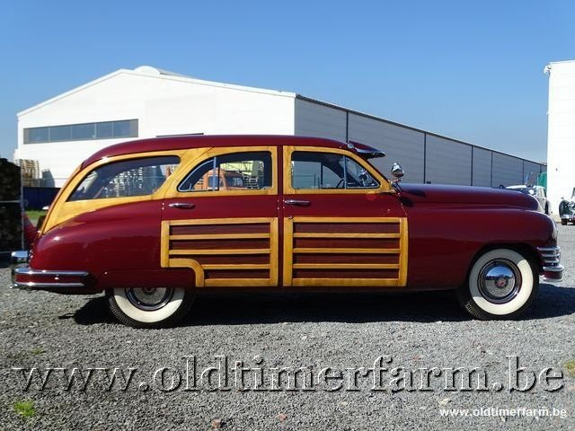 1947 Packard Eight Woody Wagon '47 For Sale (picture 3 of 6)