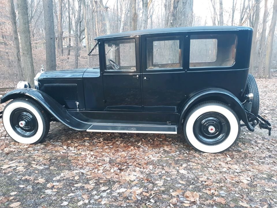 1924 Packard Single Six (Hartville, OH) $29,900 obo For Sale (picture 1 of 6)