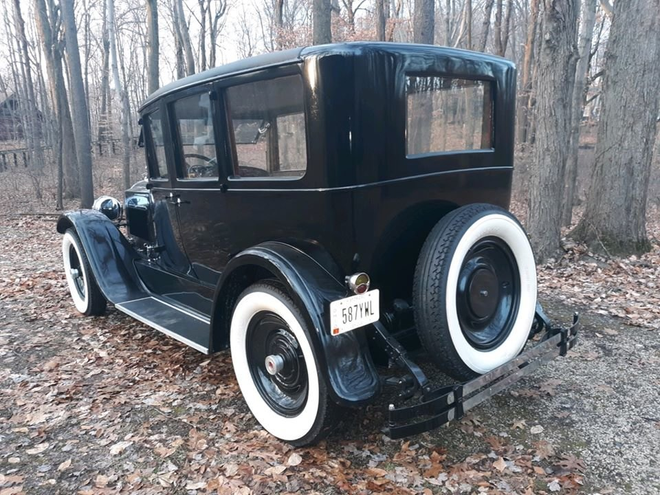 1924 Packard Single Six (Hartville, OH) $29,900 obo For Sale (picture 2 of 6)