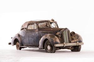 1938 Packard Super Eight cabriolet