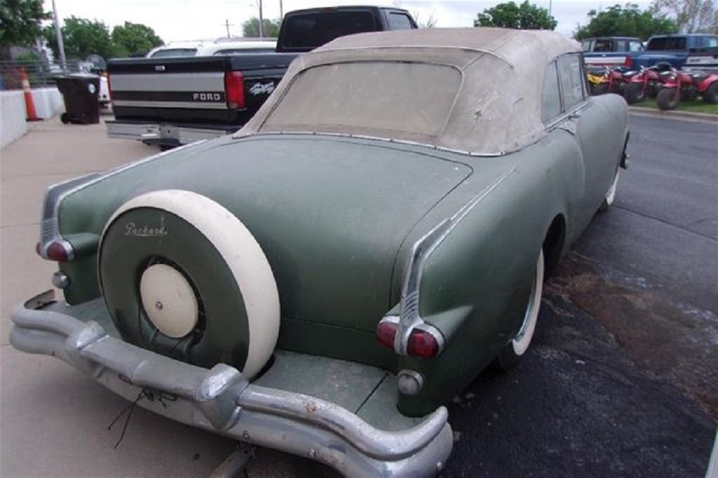 1953 Packard Carribean Convertible For Sale (picture 2 of 3)