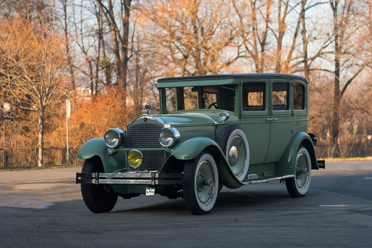 1928 Packard SIX 526  For Sale (picture 1 of 6)