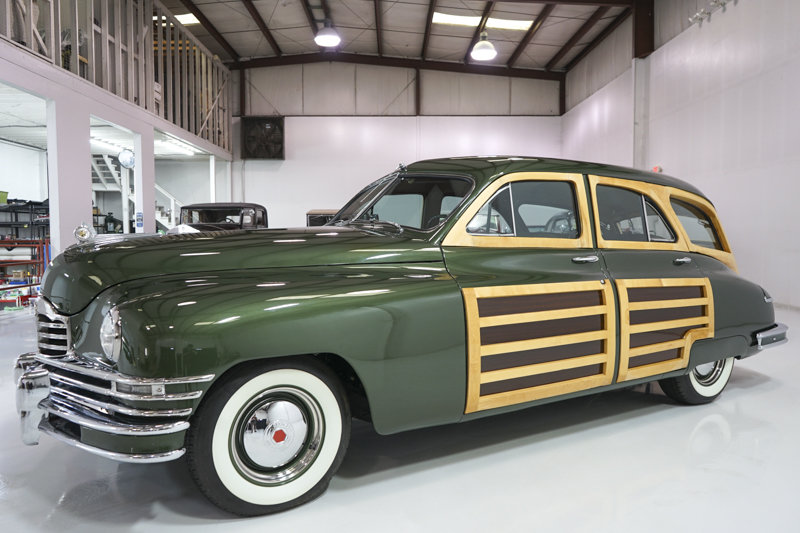 1948 Packard Standard Eight Station Sedan SOLD (picture 1 of 6)