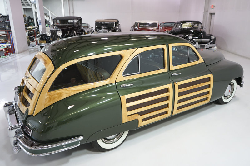 1948 Packard Standard Eight Station Sedan SOLD (picture 2 of 6)