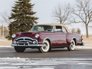 1953 Packard Caribbean  For Sale by Auction