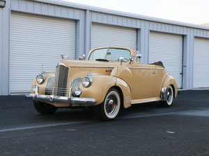 1941 Packard 120 Convertible Coupe  For Sale by Auction