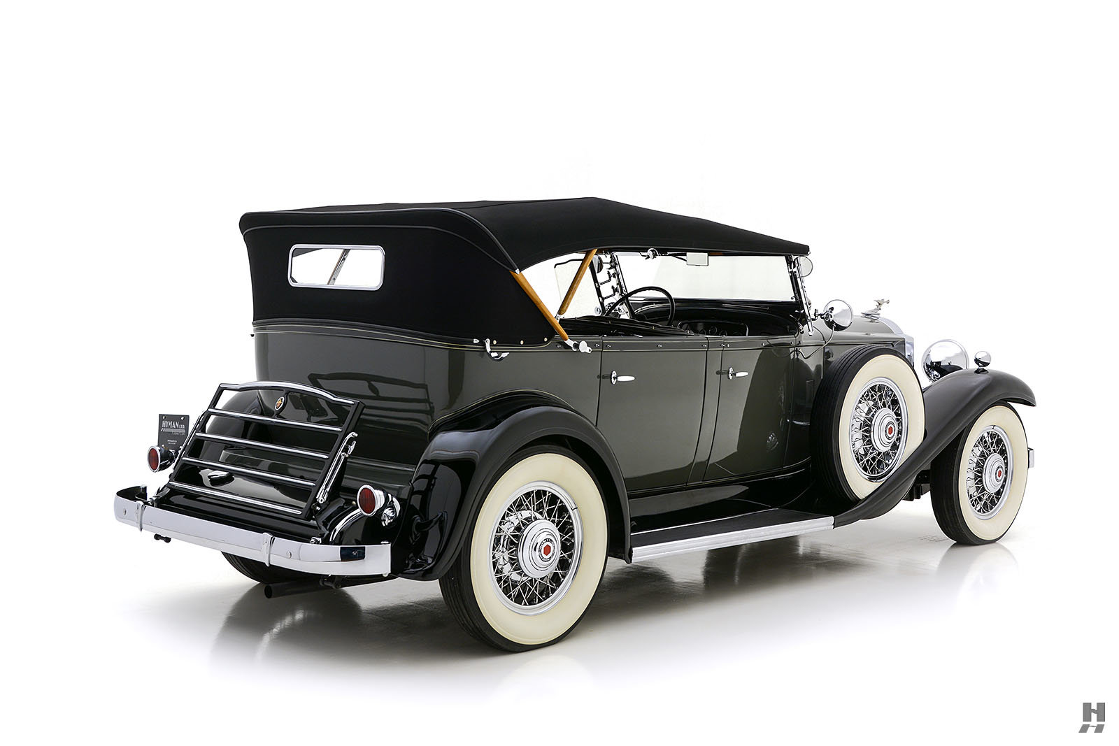 1932 PACKARD EIGHT PHAETON For Sale (picture 5 of 6)
