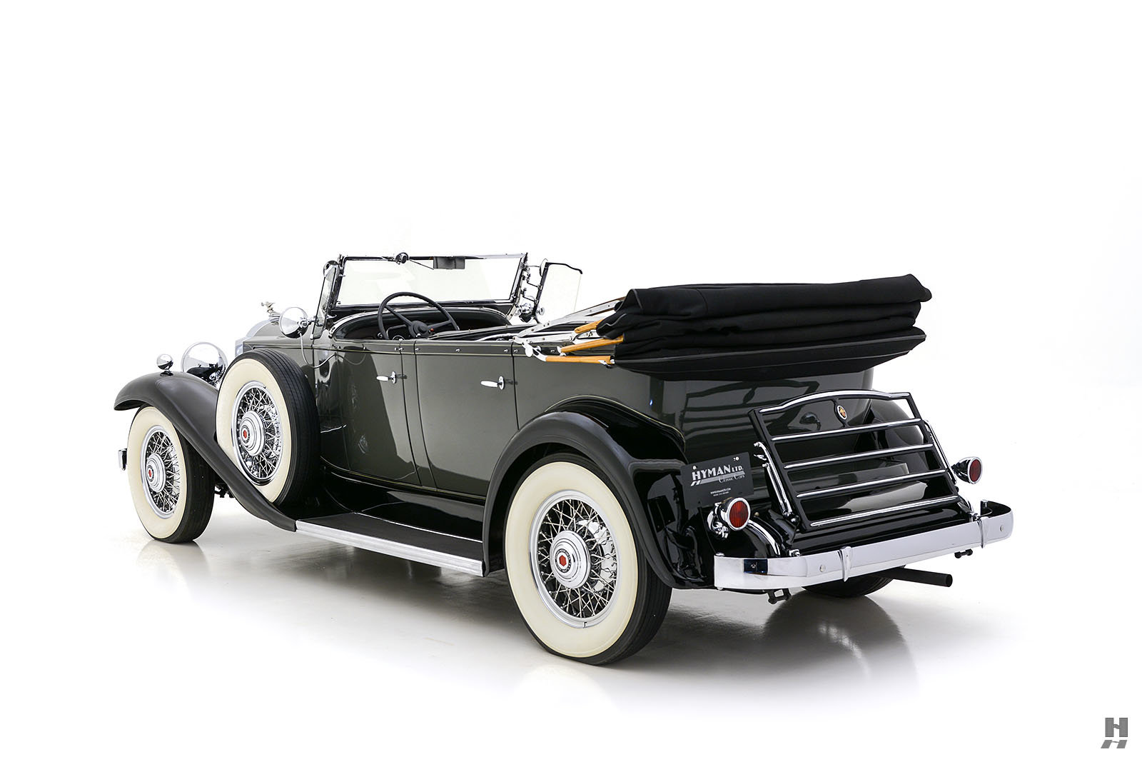 1932 PACKARD EIGHT PHAETON For Sale (picture 6 of 6)