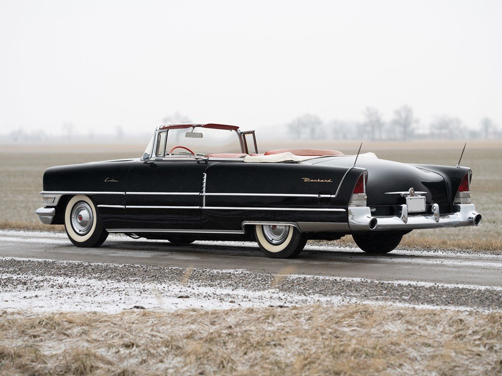 1955 Packard Caribbean Convertible  For Sale by Auction (picture 2 of 6)
