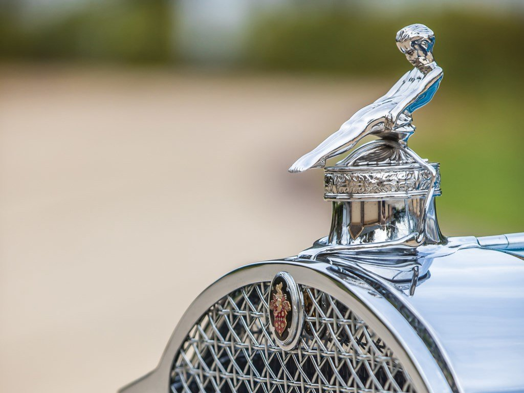 1929 Packard Deluxe Eight Sport Phaeton by Dietrich For Sale by Auction (picture 6 of 6)