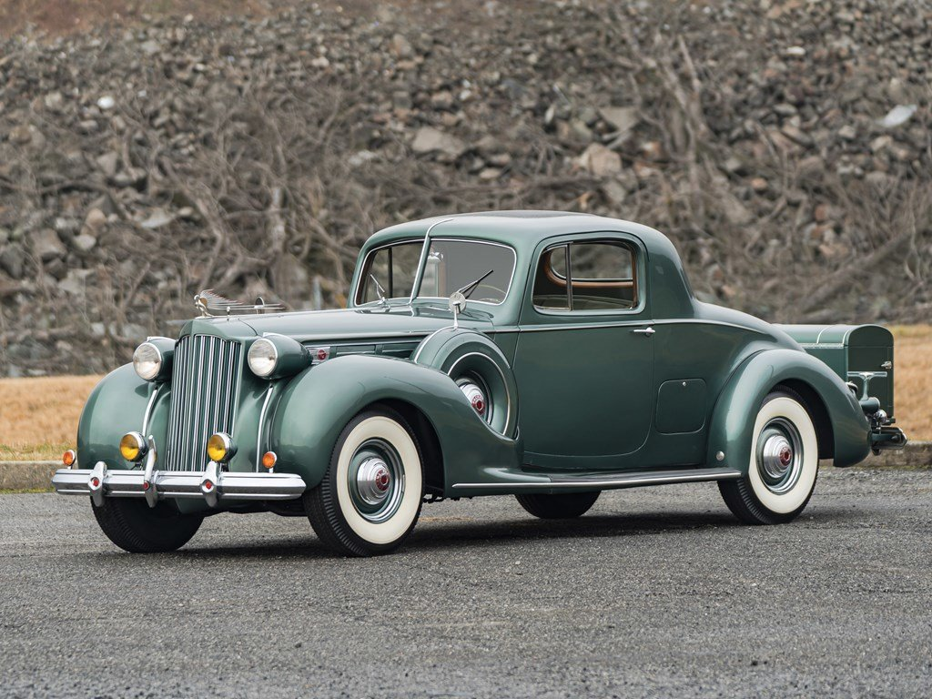 1939 Packard Twelve 24-Passenger Coupe  For Sale by Auction (picture 1 of 6)