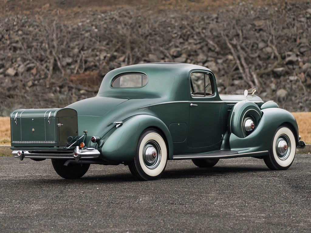 1939 Packard Twelve 24-Passenger Coupe  For Sale by Auction (picture 2 of 6)