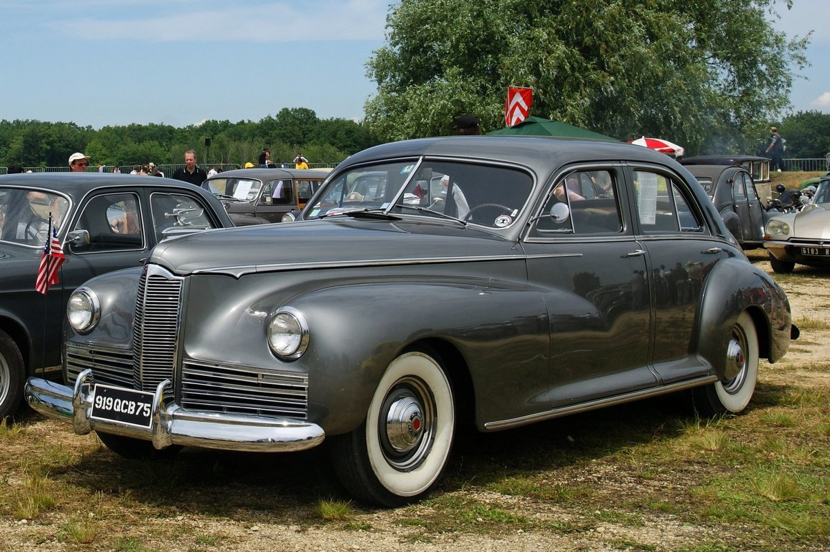1941 Packard Clipper Sedan For Sale (picture 1 of 1)