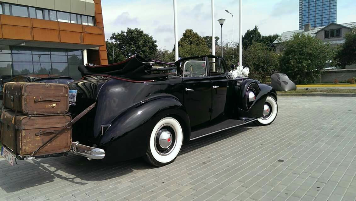 1939 Packard Super Eight for sale For Sale (picture 5 of 5)