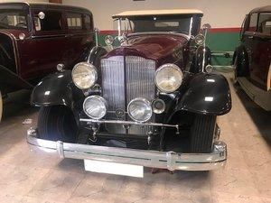 1933 LHD - Packard Twelve V12 Phaeton  v.g.c.