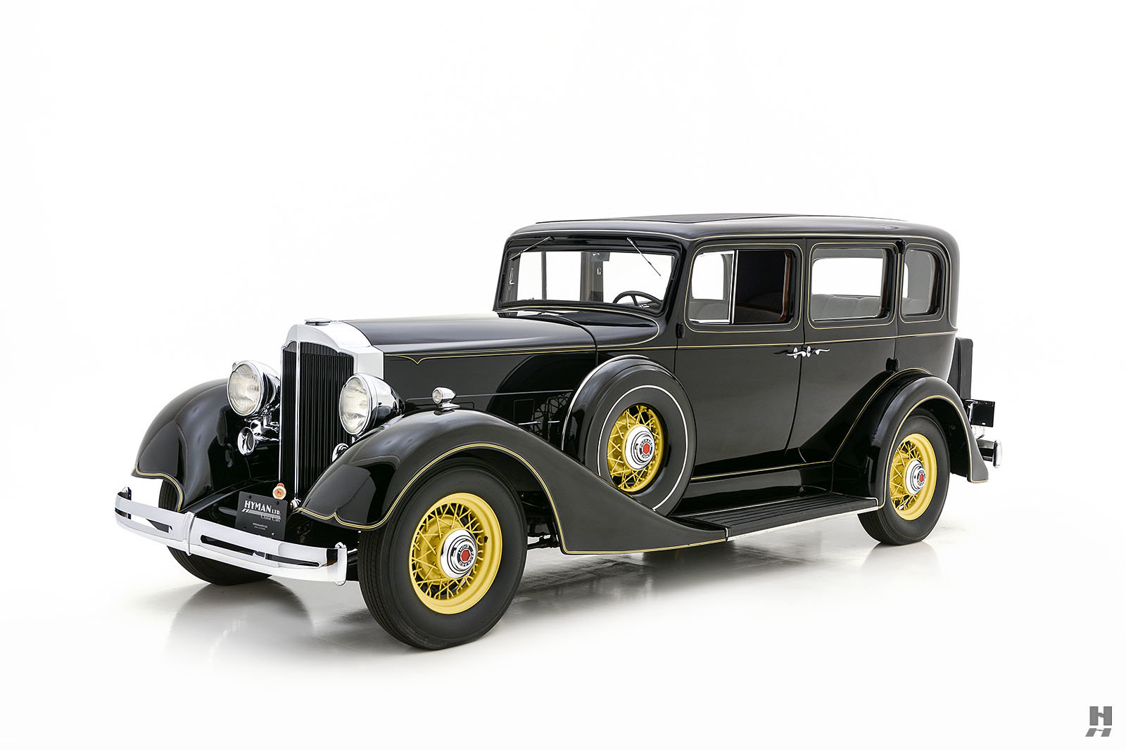 1934 Packard 1100 Sedan For Sale (picture 1 of 6)