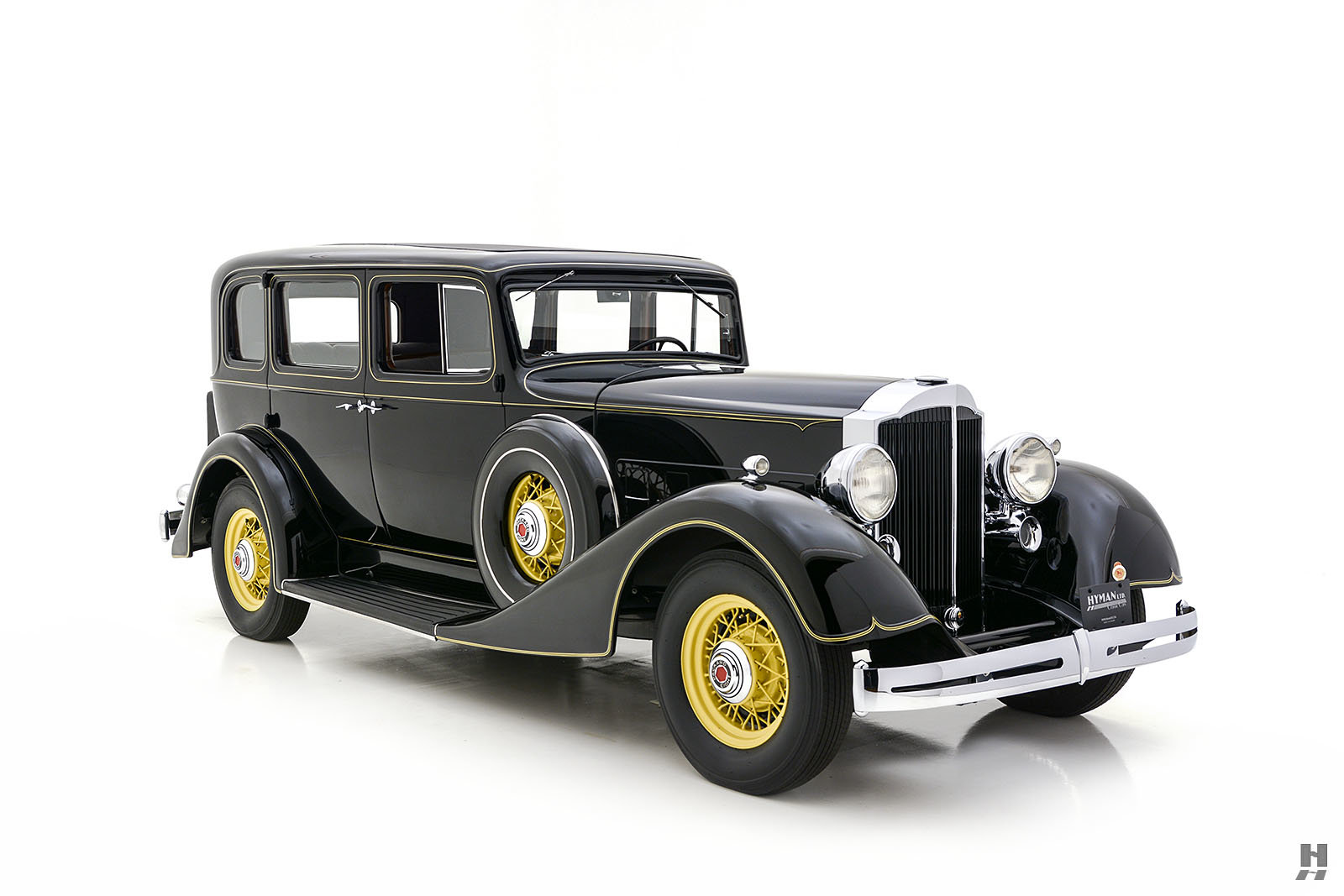 1934 Packard 1100 Sedan For Sale (picture 2 of 6)